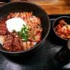 マルハのカルビ丼 (本店)【札幌】
