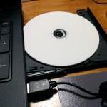 DVDドライブの書き込みトラブル解消法