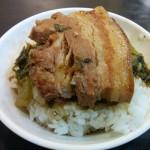 大橋頭魯肉飯【台湾旅行】