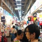 士林市場【台湾旅行】