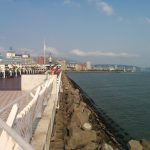 淡水漁人碼頭,フェリー,百葉温州大餛飩【台湾旅行】