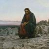 [マタイ福音書4:1-11]荒れ野でサタンの誘惑に打ち勝つ