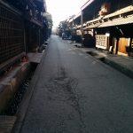 古い町並み【高山観光】