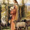 イエス様は良い羊飼いである