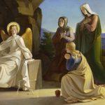 [マタイ福音書27:62-28:10]復活の朝