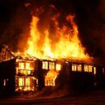 火で燃え尽きない家を建てる