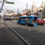 フィリピン旅行での交通手段