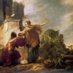 イサクとリベカの結婚[創世記24章]